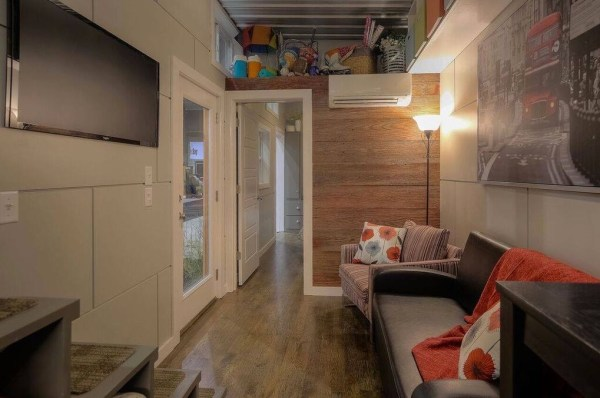 40 Modern Shipping Container Tiny Home 005
