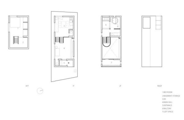 409 SF Studio NOA Tiny House in Sanno 0013