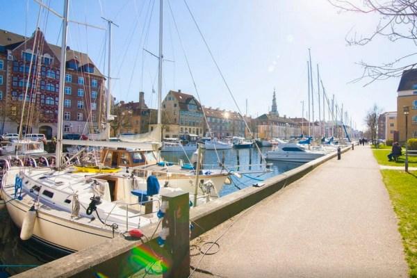 Copenhagen Boat Vacation