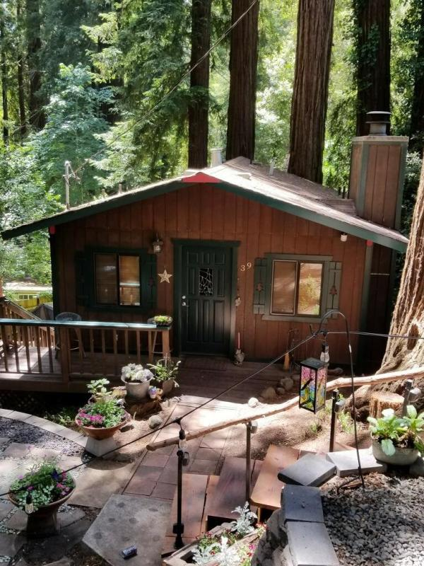 450 Sq. Ft. Redwoods Cabin