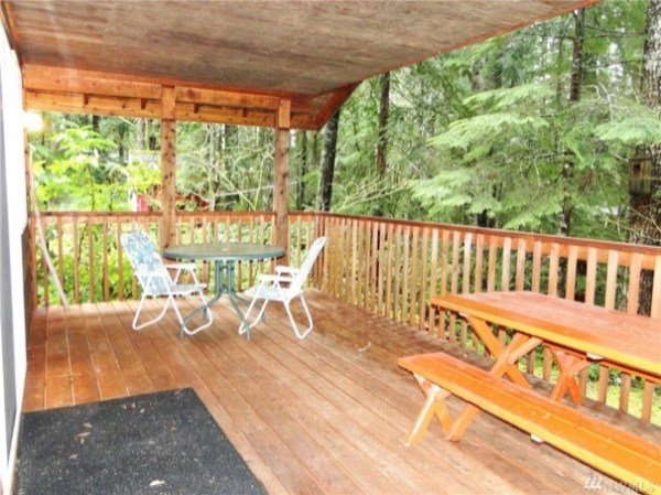 480 sf tiny cabin in the woods for sale 008