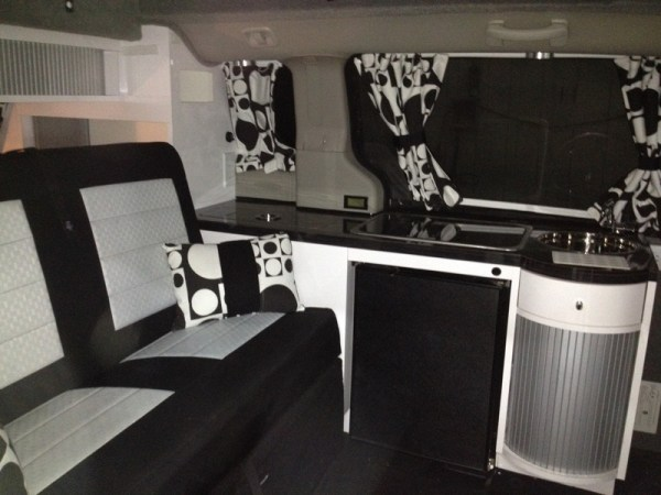 Minivan Camper Conversion >> 5 Mars RV Dodge Caravan Motorhome Conversion