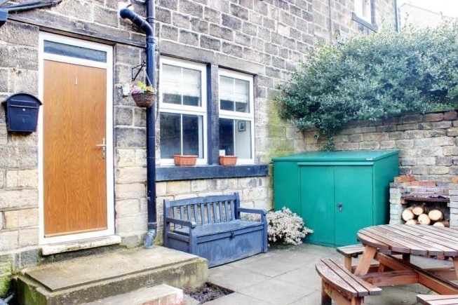 445 Sq Ft Cottage For Sale In Yorkshire Village