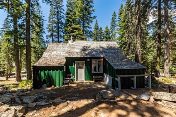 500 Sq. Ft. Forest Service Cabin For Sale 001