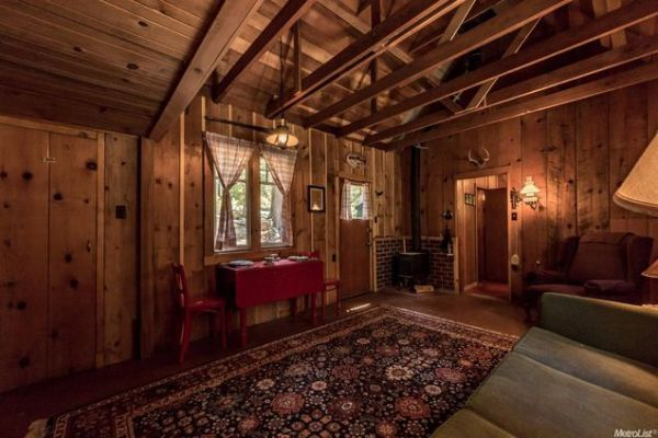 500 Sq. Ft. Forest Service Cabin For Sale 004