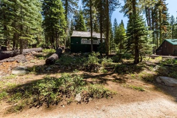 500 Sq. Ft. Forest Service Cabin For Sale 014