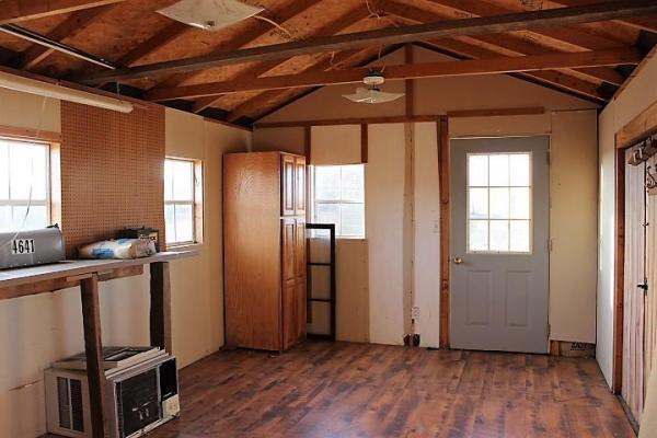 500sf Tiny Log Cabin in Viola WI For Sale 009