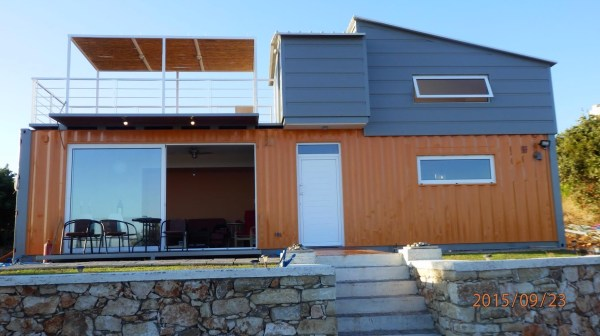538 Sq. Ft. Shipping Container Tiny Home