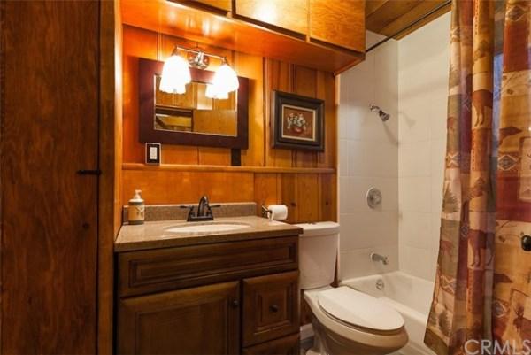 552 Sq Ft Big Bear Cabin For Sale California
