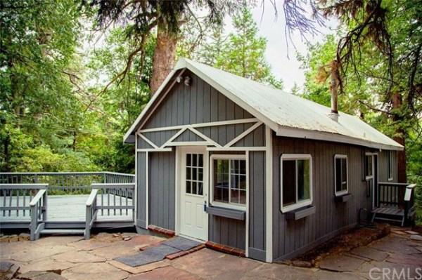 544 Sq. Ft. California Cottage