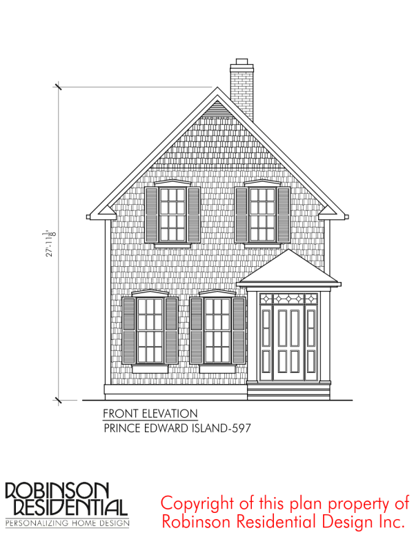 Prince Edward Island 597 Sq Ft Small Home