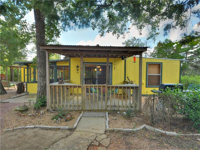 600 Sq Ft Texas Cottage