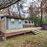 600sf Cozy Cabin in Wild Rose WI For Sale 001