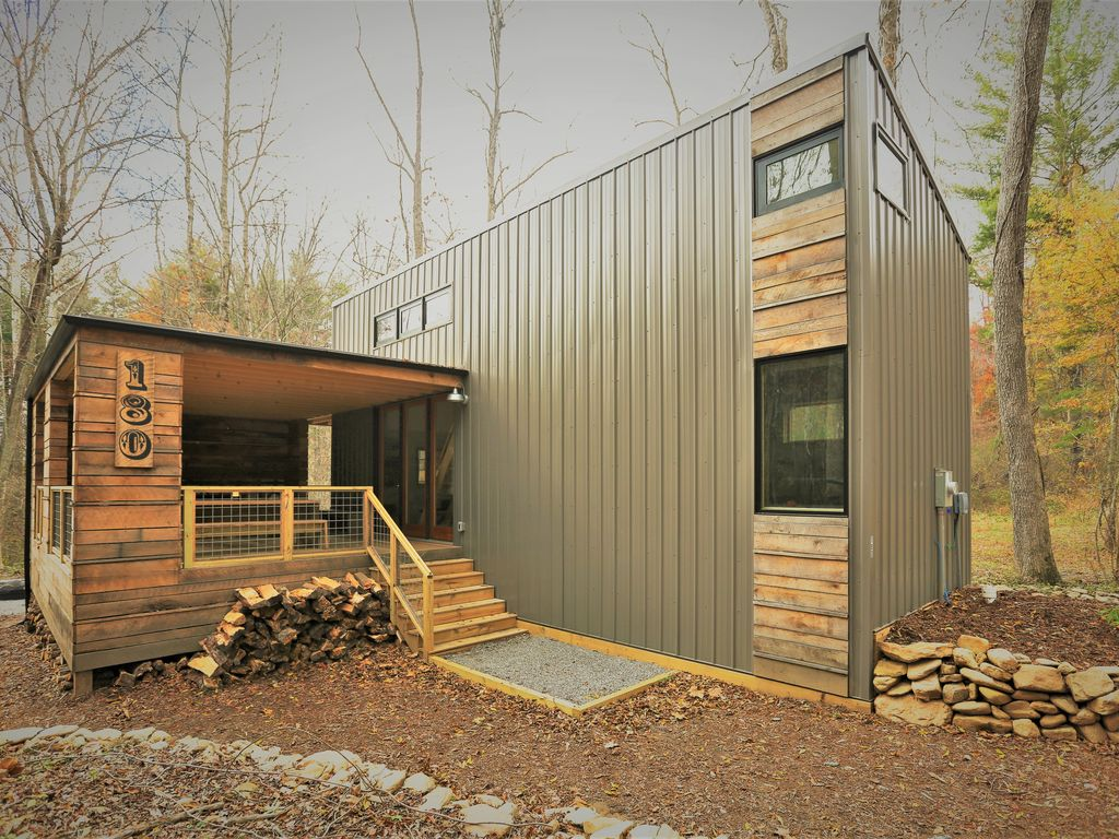 640 Sq Ft Modcabin Near Asheville
