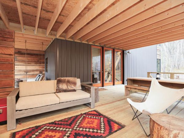 640 sq ft modcabin near asheville - 2 bedroom suites in asheville nc ...