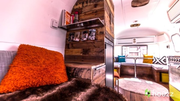 70s Airstream Renovation Dad and Daughter Living Simply 005