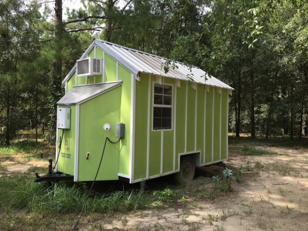 72 Sq. Ft. Tiny House 001