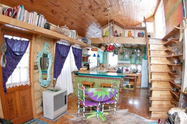 720 Sq. Ft. Garden Cabin 002