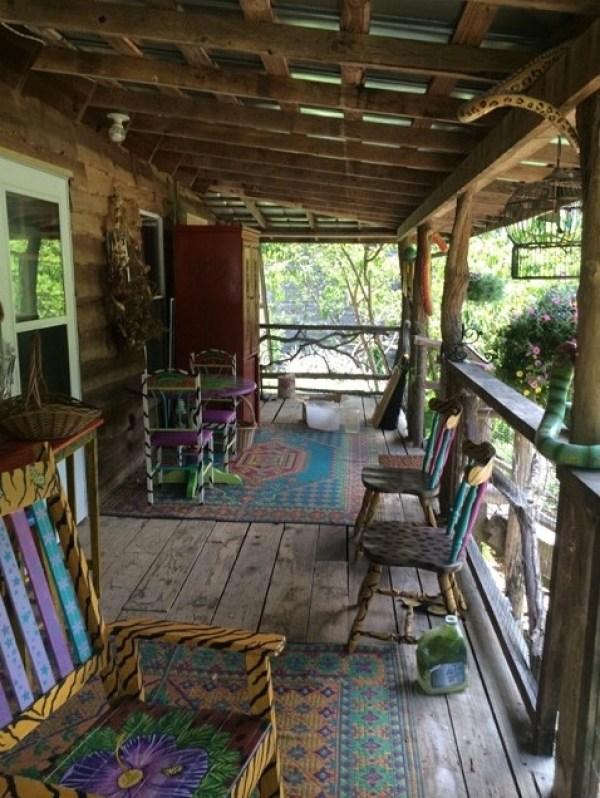 720 Sq. Ft. Garden Cabin 0022