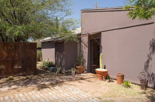 750 Sq. Ft. Mid-Century Guest House 0012