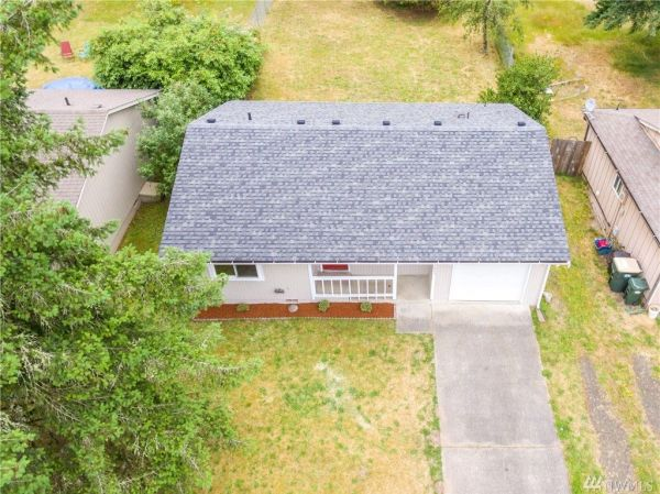 784 Sq. Ft. Small Home with Garage in Olympia