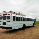 8 Students School Bus Conversion 0053