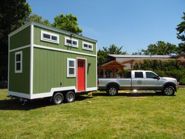 8x16 birchwood tiny house. Black Bedroom Furniture Sets. Home Design Ideas