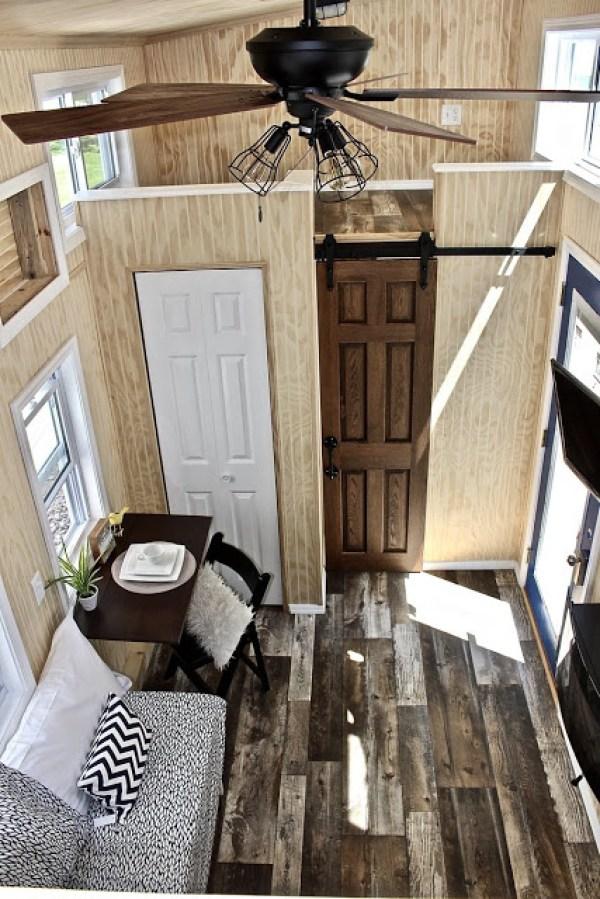 A 3-Bedroom Tiny House On Wheels