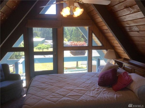 A-frame Cabin For Sale 011