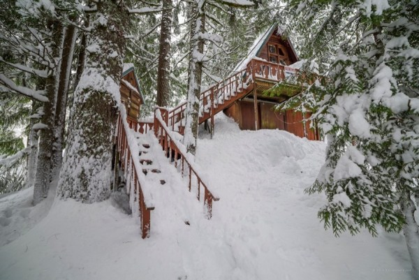 A-frame Cabin For Sale in Skykomish, WA 001