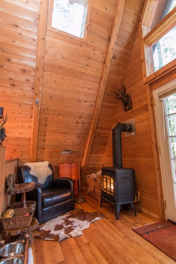 A-frame Cabin For Sale in Skykomish, WA 0017