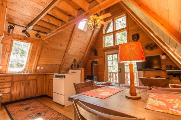 A-frame Cabin For Sale in Skykomish, WA 0018
