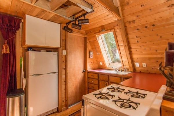 A-frame Cabin For Sale in Skykomish, WA 0023