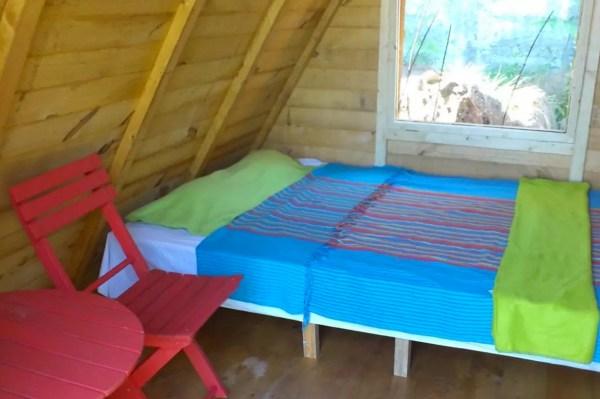 Interior Micro Cabin