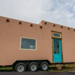 Adobe Tiny House For Sale 001