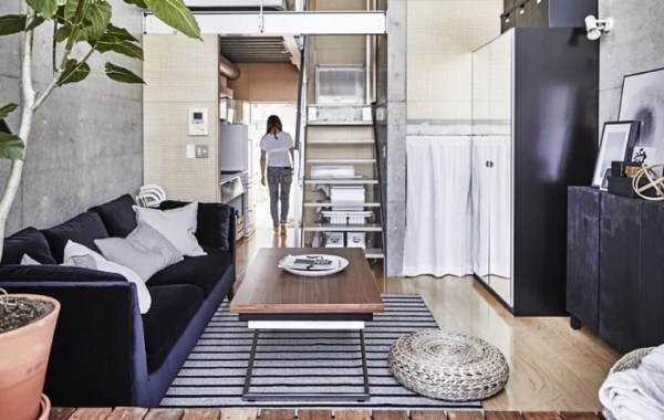 Aikos 269 Square Feet Apartment in Japan 003