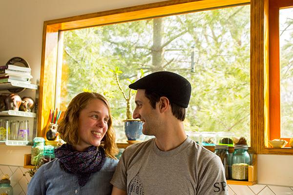 Alex and Allison