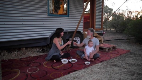 Amazing Off-Grid THOW in Australia 0020