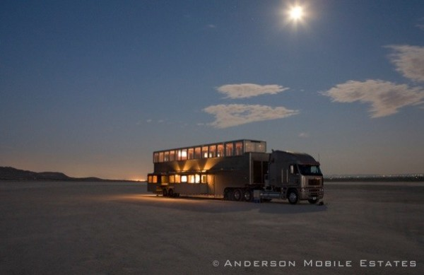 Mobile Solar Trailer Wind And Power