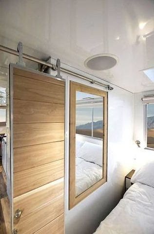 Architect Offers Low Impact Off Grid Tiny House On Wheels