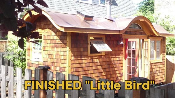 Artistic Tiny House Builder 08