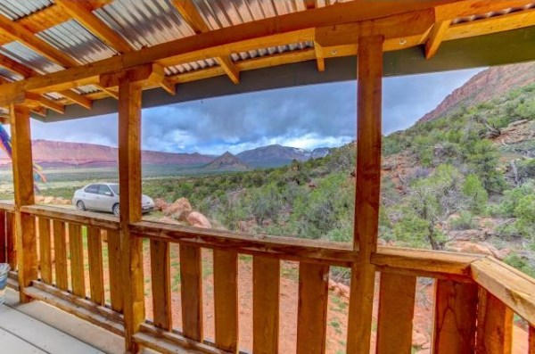Artsy Tiny Cabin with Amazing Views in Utah For Sale 0015