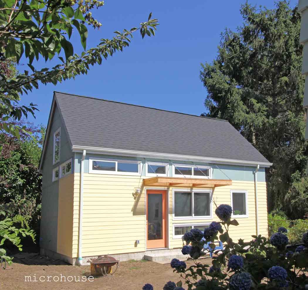 Backyard cottage recording studio for Backyard cottages