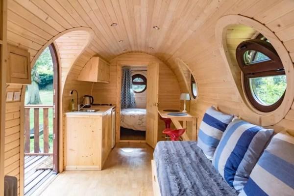 Barrel Tiny House Vacation near Paris 003