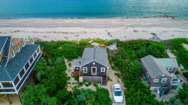 Beachfront Tiny House in Sandwich MA