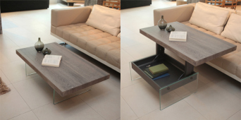 Expanding Tables for Small Spaces