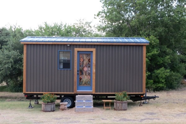 Ben's Tiny House For Sale 001