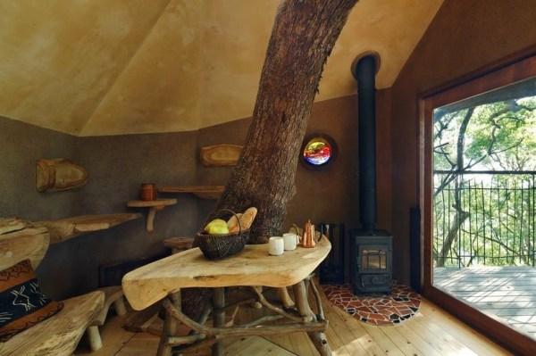Bird's Nest Treehouse by Hiroshi Nakamura 003