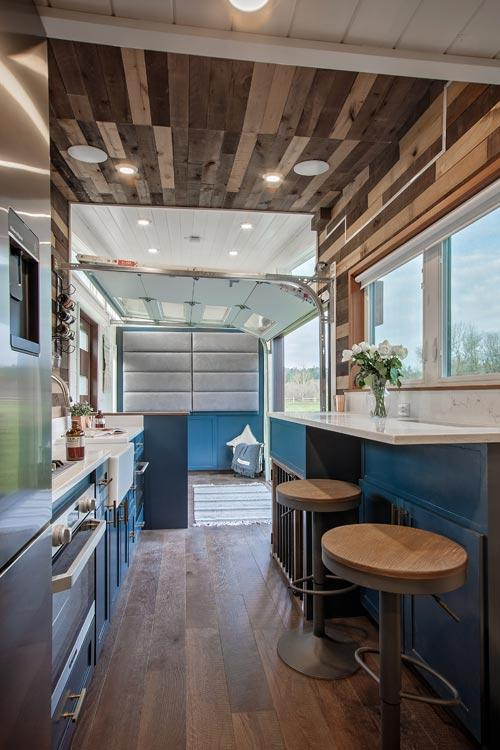 The Breezeway Tiny Home By Tiny Heirloom