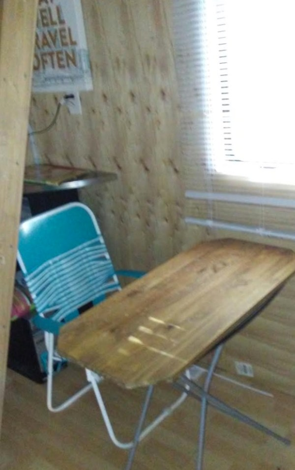 Cargo Trailer Tiny House Conversion For Sale in Miami